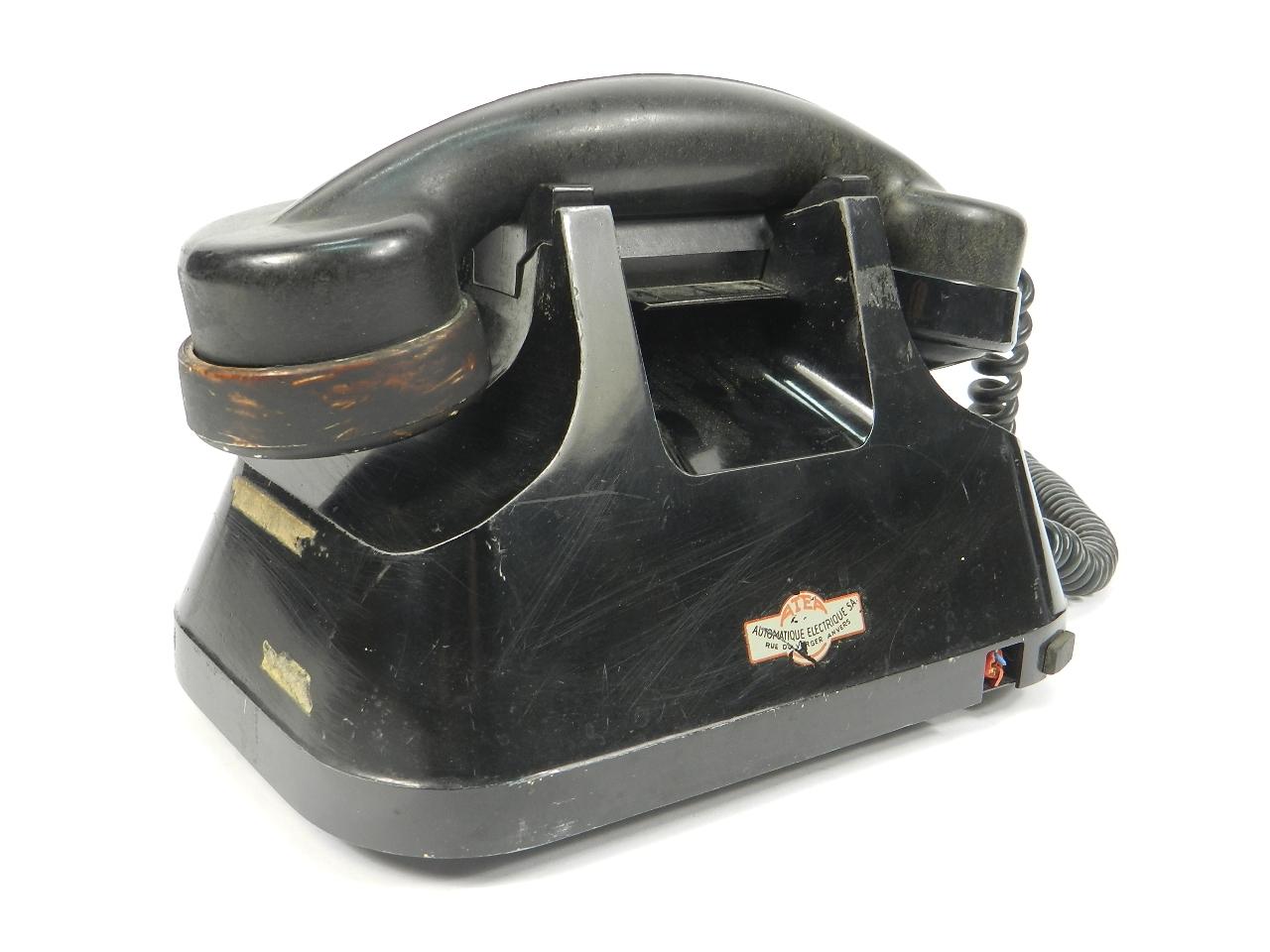Imagen TELEFONO AIEA AÑO 1940, BELGICA 41418