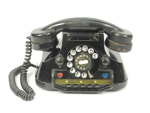 TELEFONO AIEA AÑO 1940, BELGICA
