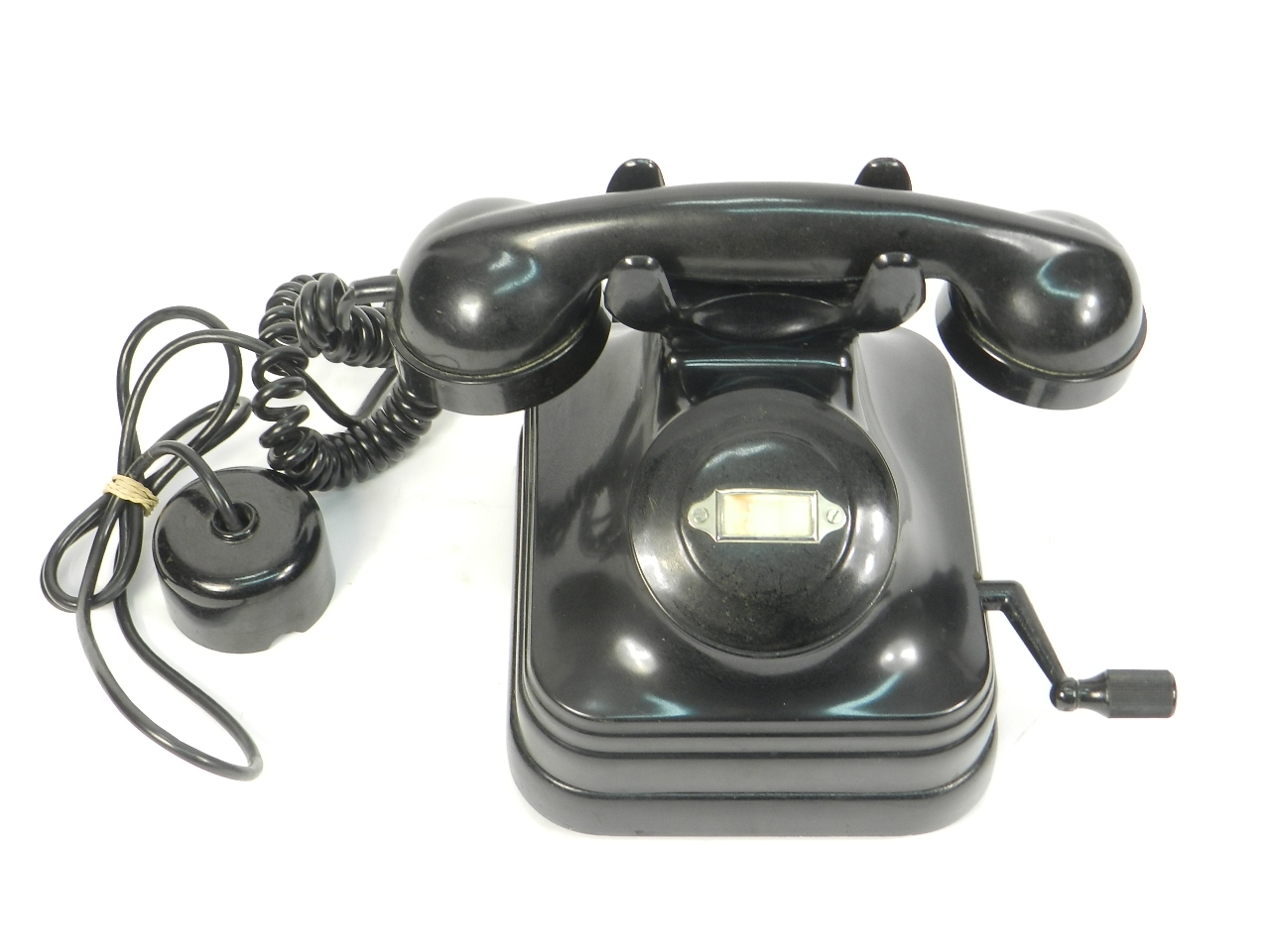 Imagen TELEFONO CON MAGNETO AÑO 1940 41430