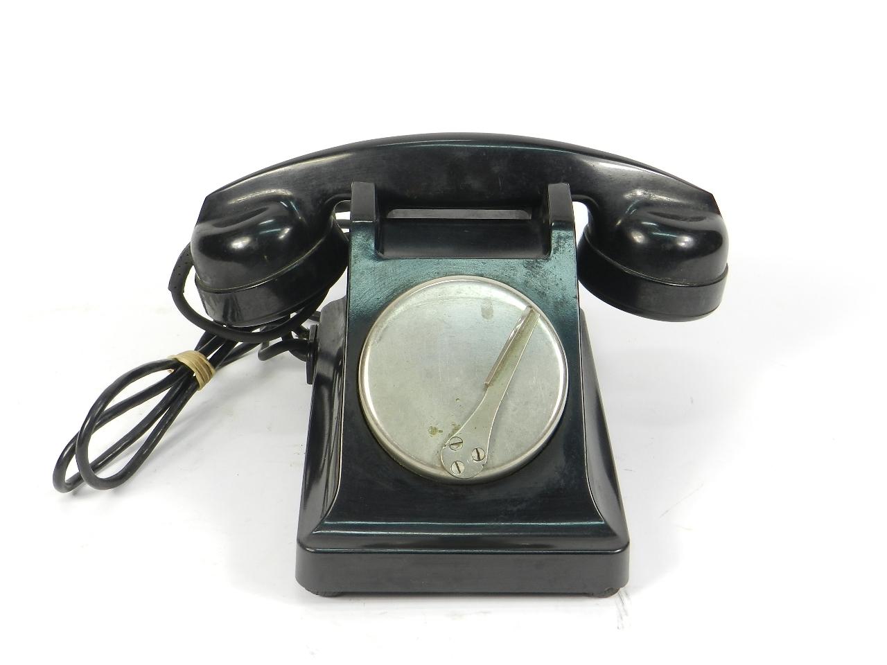 Imagen TELEFONO P.T.T ERICSSON AÑO 1940 41436