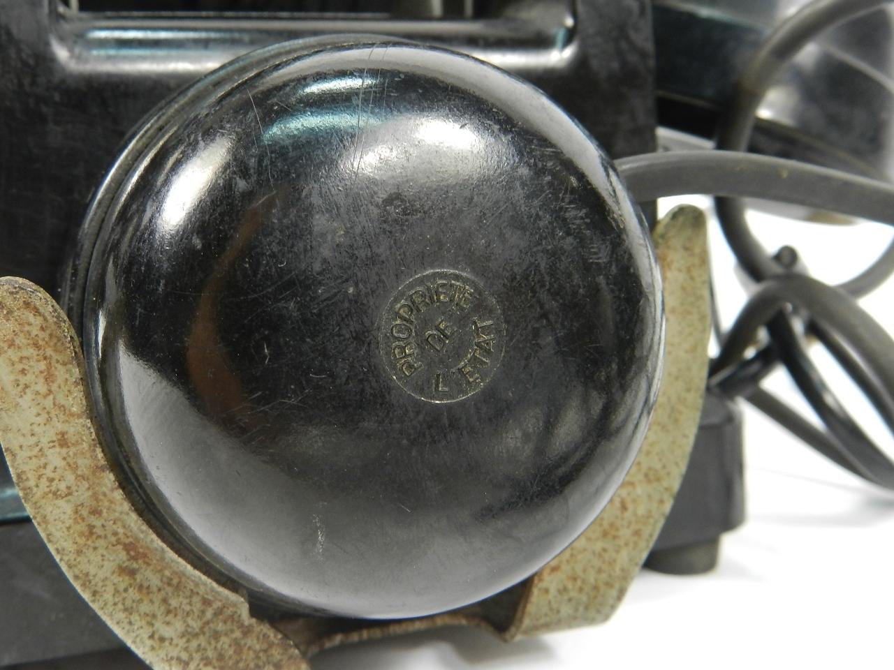 Imagen TELEFONO P.T.T ERICSSON AÑO 1940 41439