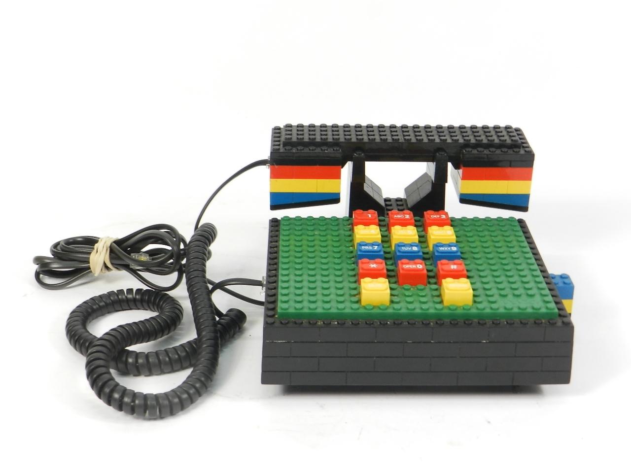 Imagen TELEFONO LEGO-TYCO AÑO 1980 41461