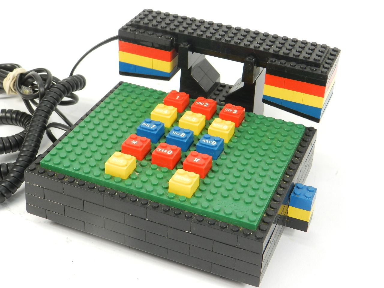 Imagen TELEFONO LEGO-TYCO AÑO 1980 41462