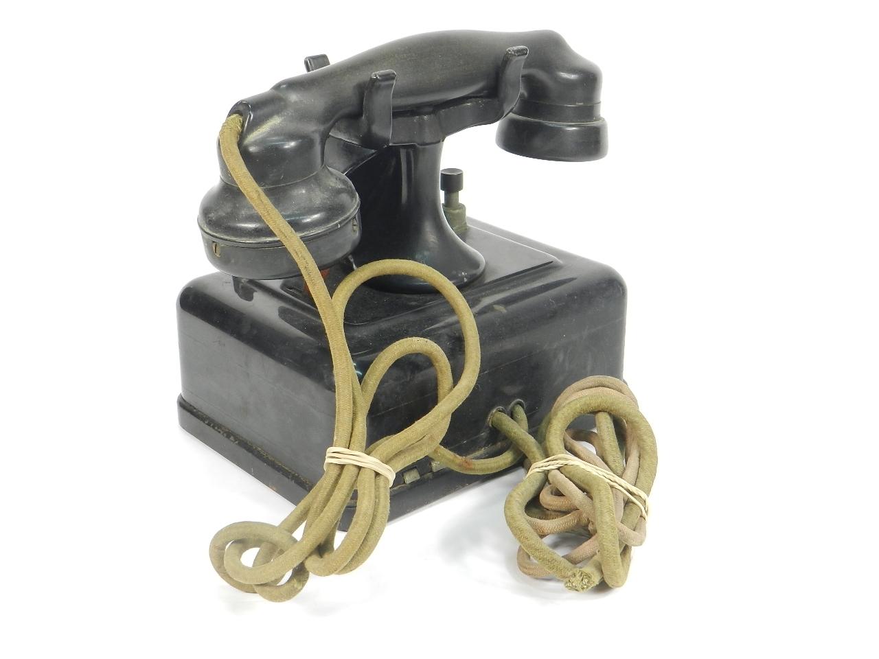 Imagen TELEFONO THOMSON HOUSTON AÑO 1930 41511
