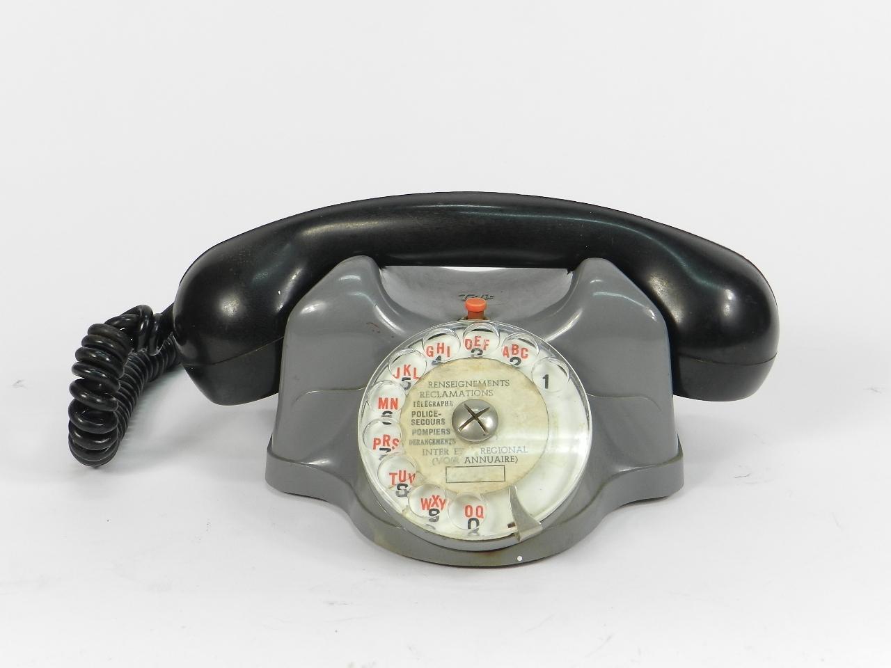 Imagen TELEFONO TÉLIC  AÑO 1950, ESTRASBURGO 41519