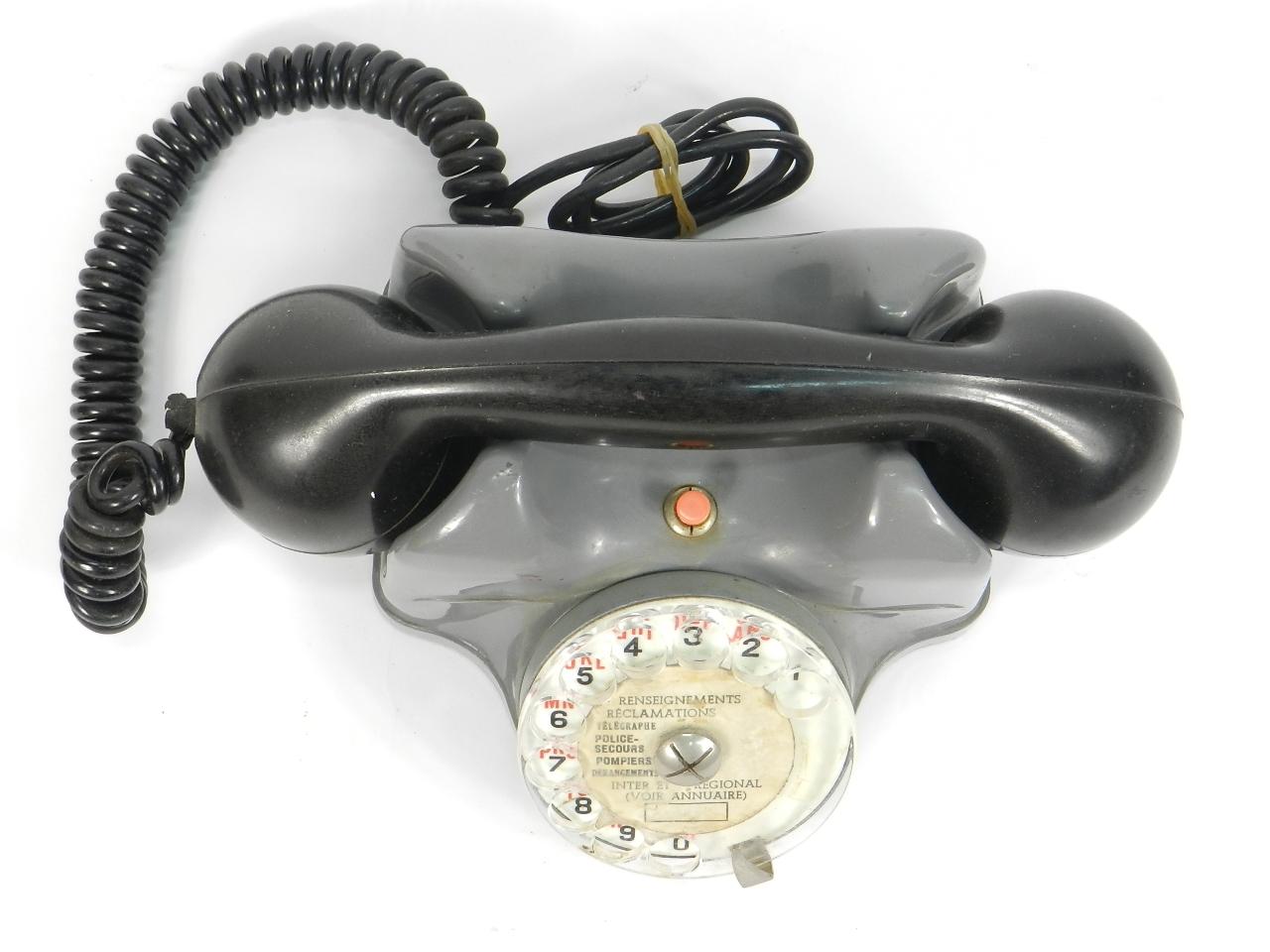 Imagen TELEFONO TÉLIC  AÑO 1950, ESTRASBURGO 41521