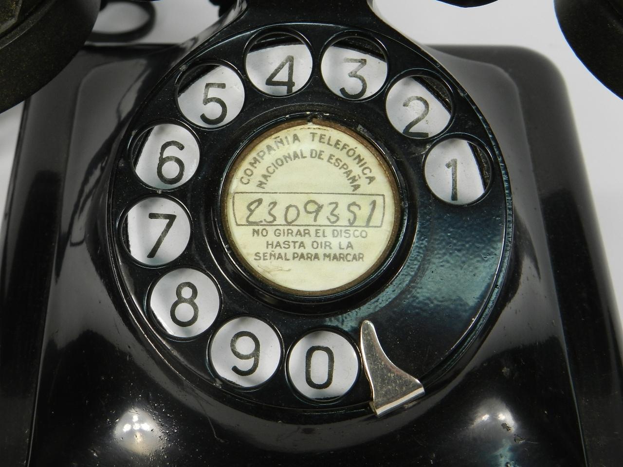 Imagen TELEFONO BELL AÑO 1940 41533