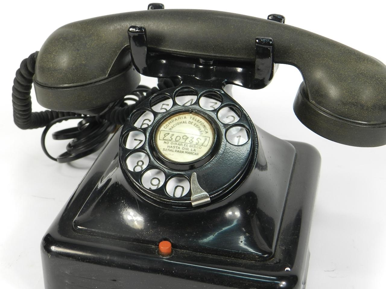 Imagen TELEFONO BELL AÑO 1940 41535