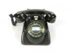 TELEFONO PTT DE SOBREMESA AÑO 1940