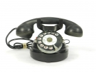 TELEFONO BASE CIRCULAR AÑO 1940