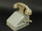 TELEFONO CON MAGNETO AÑO 1950