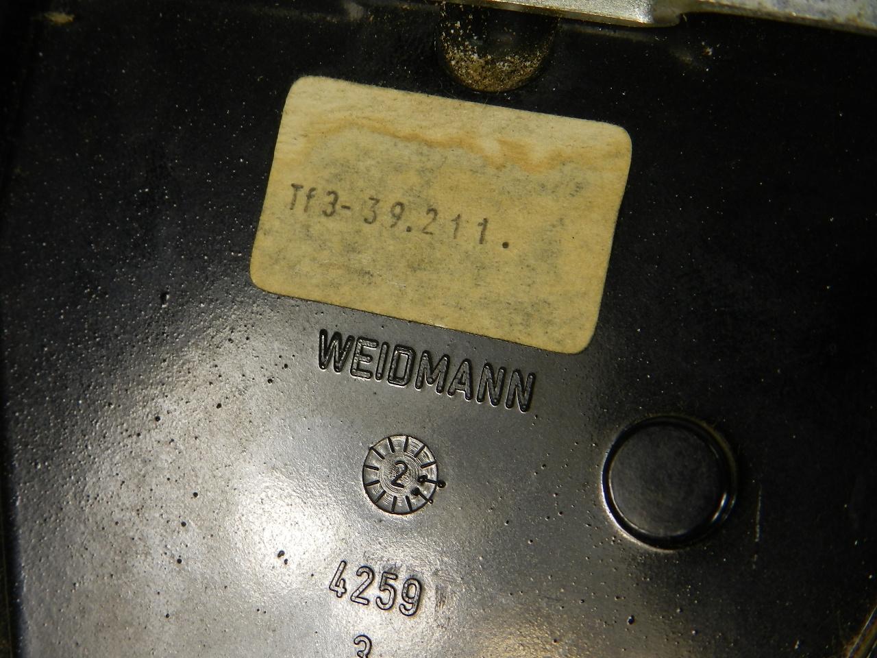 Imagen TELEFONO WEIDMANN AÑO 1950, SUIZA 41754