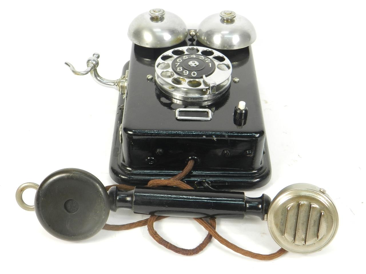 Imagen TELEFONO DE PARED AÑO 1940 41757