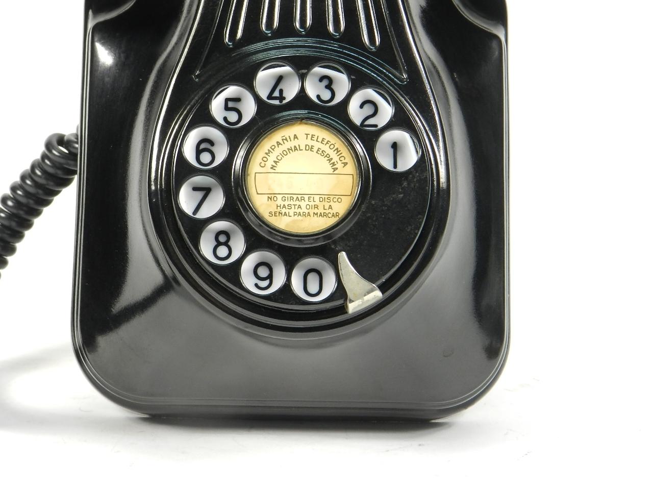 Imagen TELEFONO  STANDARD ELECTRICA  AÑO 1940 41818