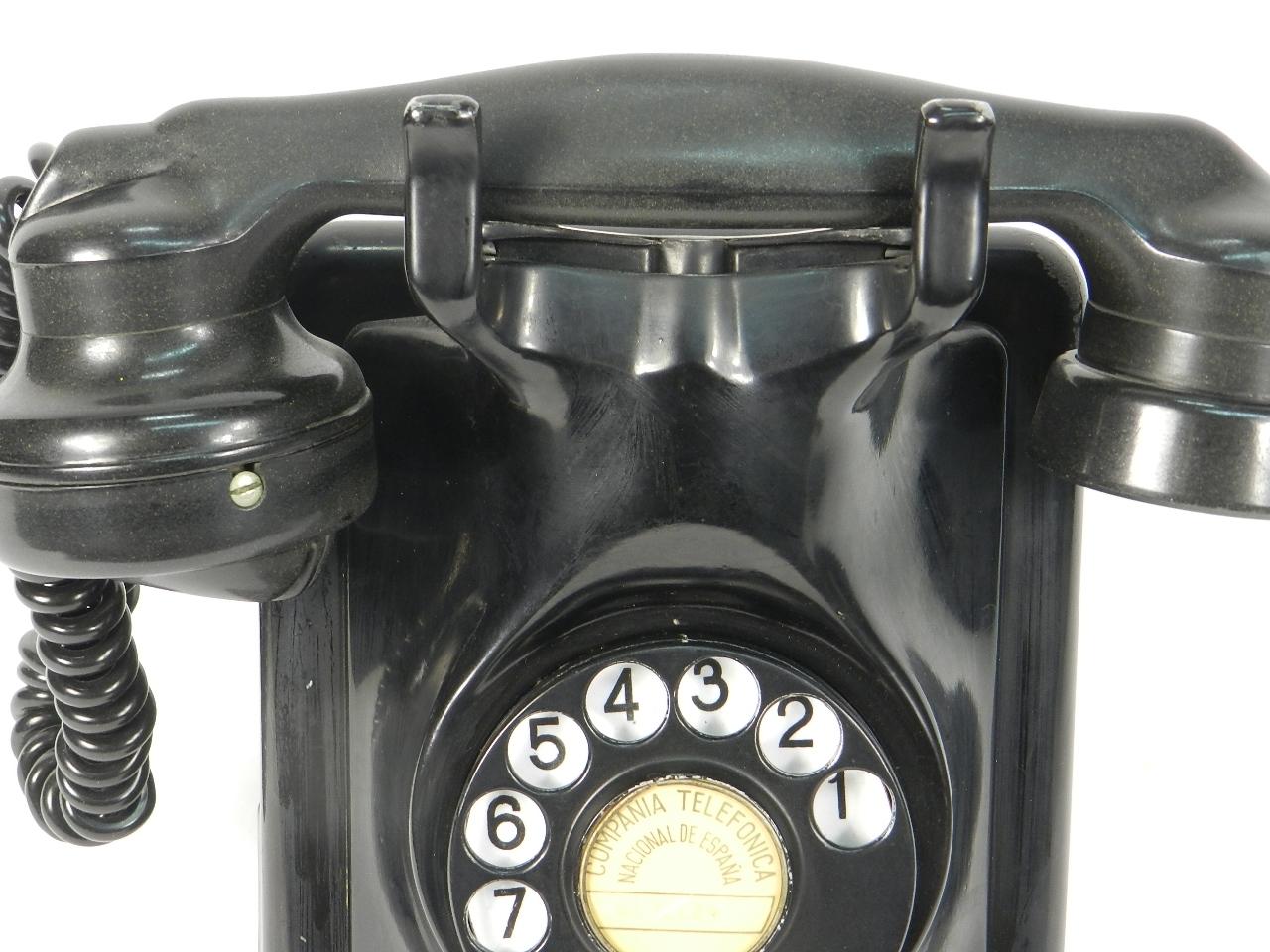 Imagen TELEFONO DE PARED 2713A AÑO 1940 41837