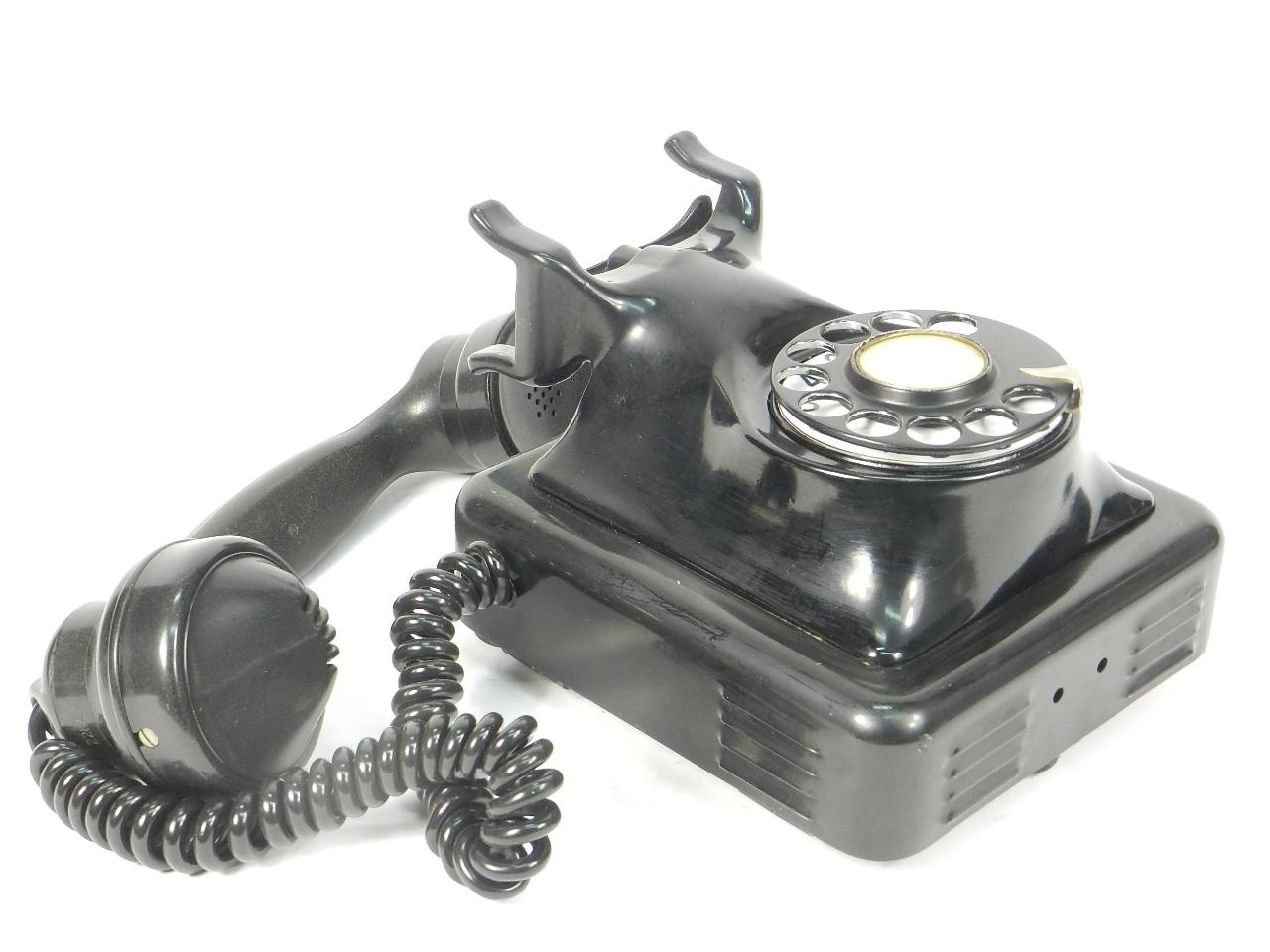 Imagen TELEFONO DE PARED 2713A AÑO 1940 41838