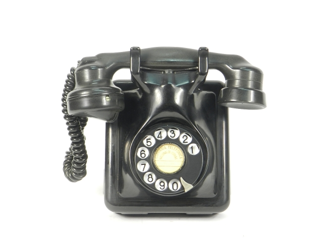 TELEFONO DE PARED 2713A AÑO 1940
