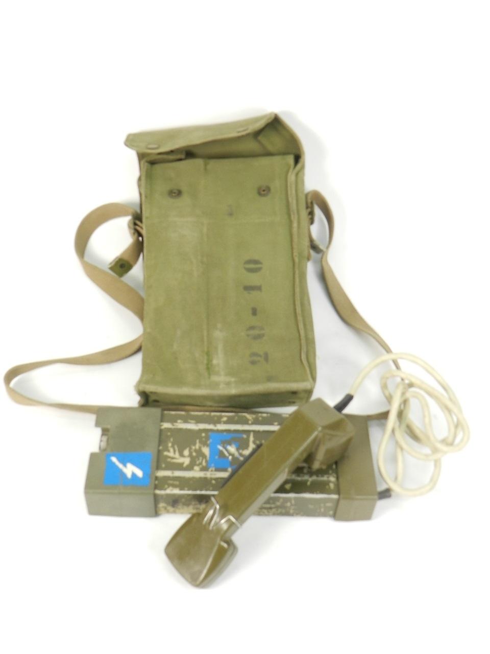 Imagen TELEFONO MILITAR DPAR, AÑO 1970 NORUEGA 41871