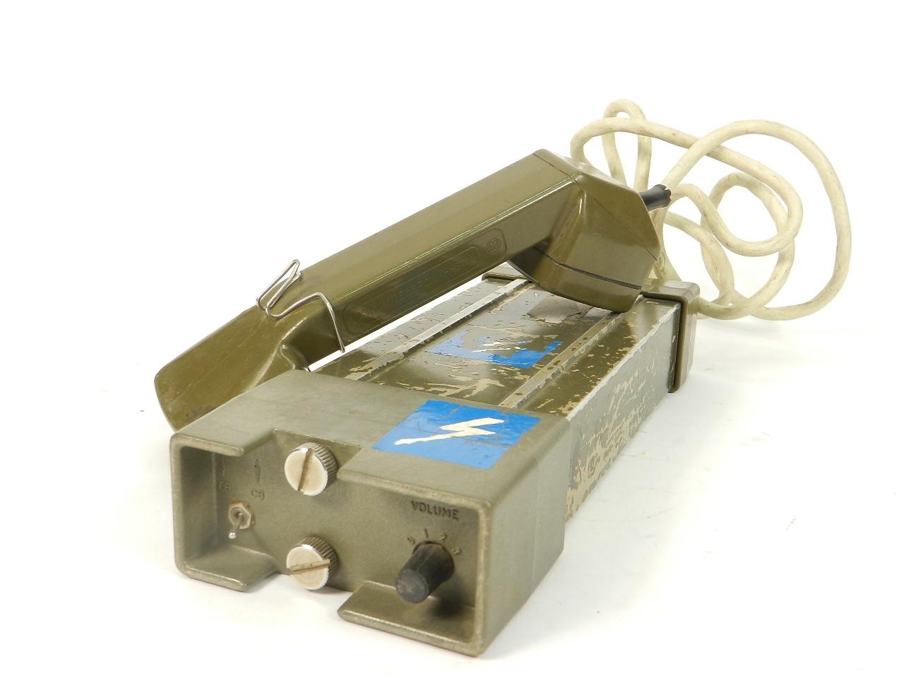 Imagen TELEFONO MILITAR DPAR, AÑO 1970 NORUEGA 41872