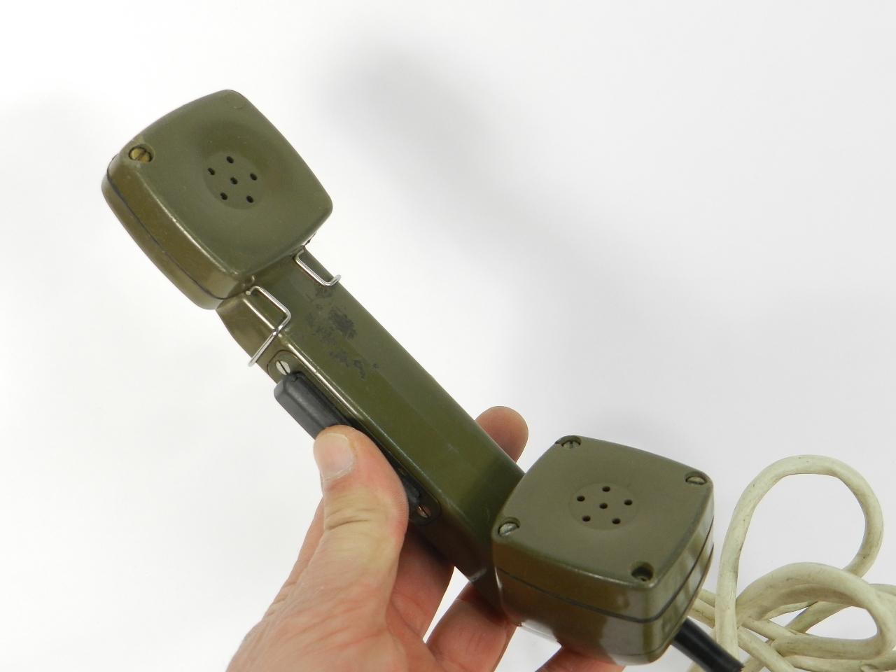 Imagen TELEFONO MILITAR DPAR, AÑO 1970 NORUEGA 41873