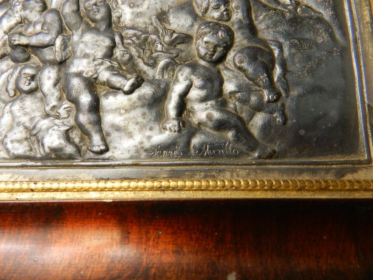 Imagen LA ASUNCION DE LA VIRGEN, MURILLO s.XIX 41897