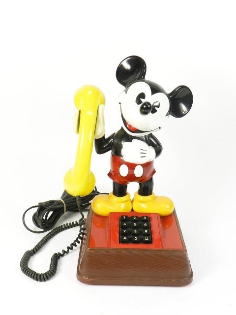 TELEFONO MICKEY MOUSE