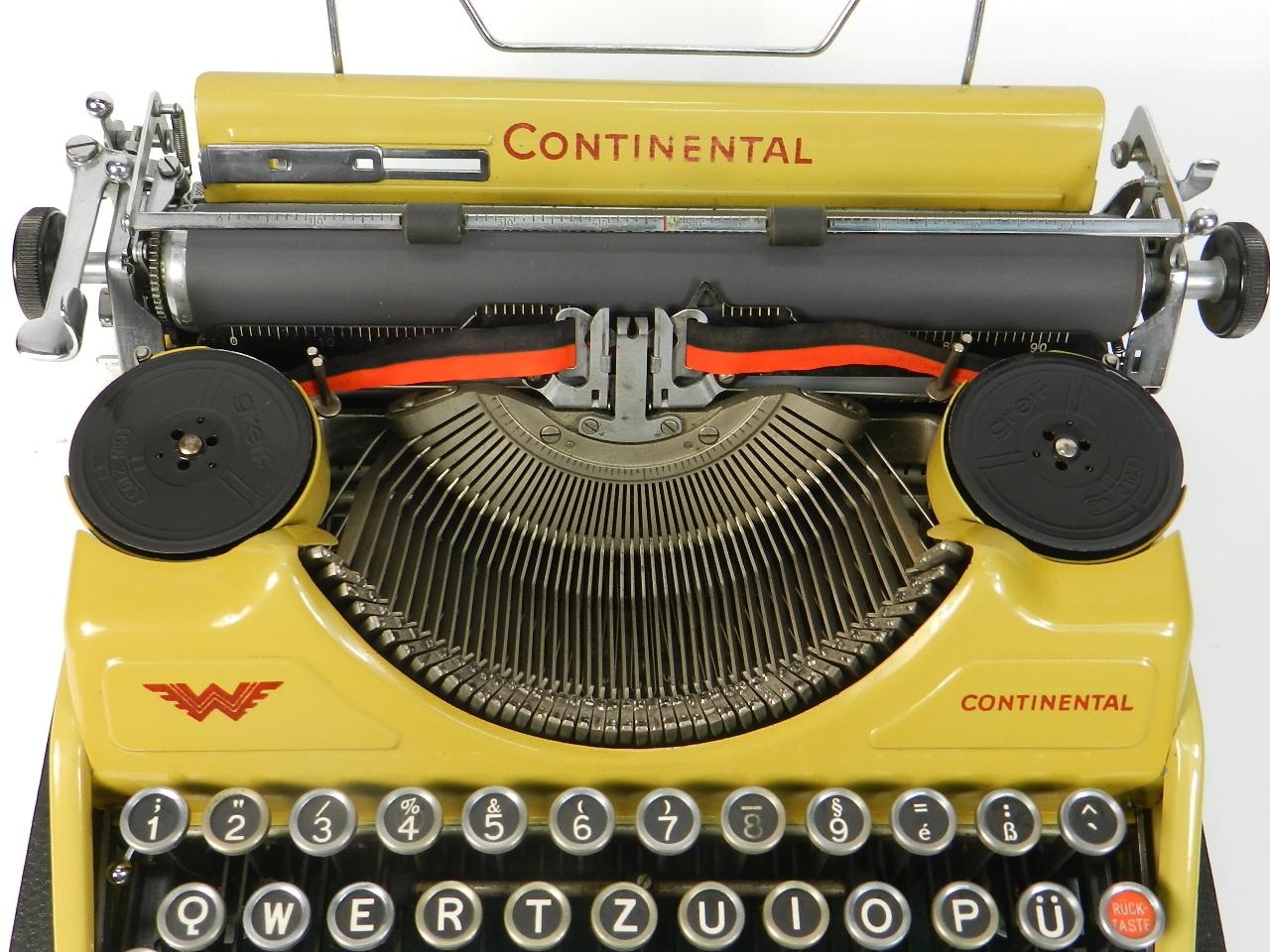 Imagen CONTINENTAL WANDERER MOSTAZA 1932 42048