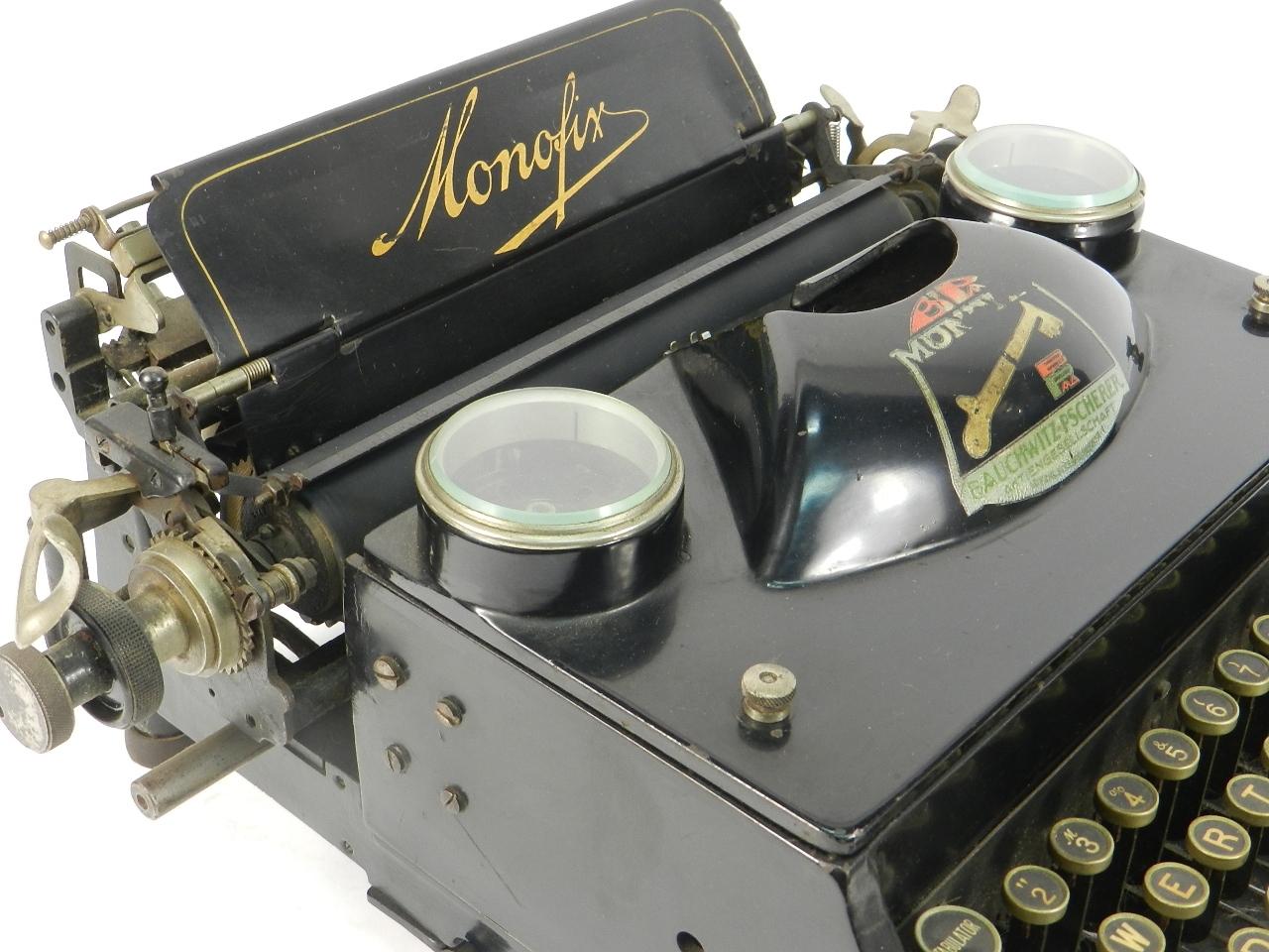 Imagen MONOFIX  AÑO 1921 42243
