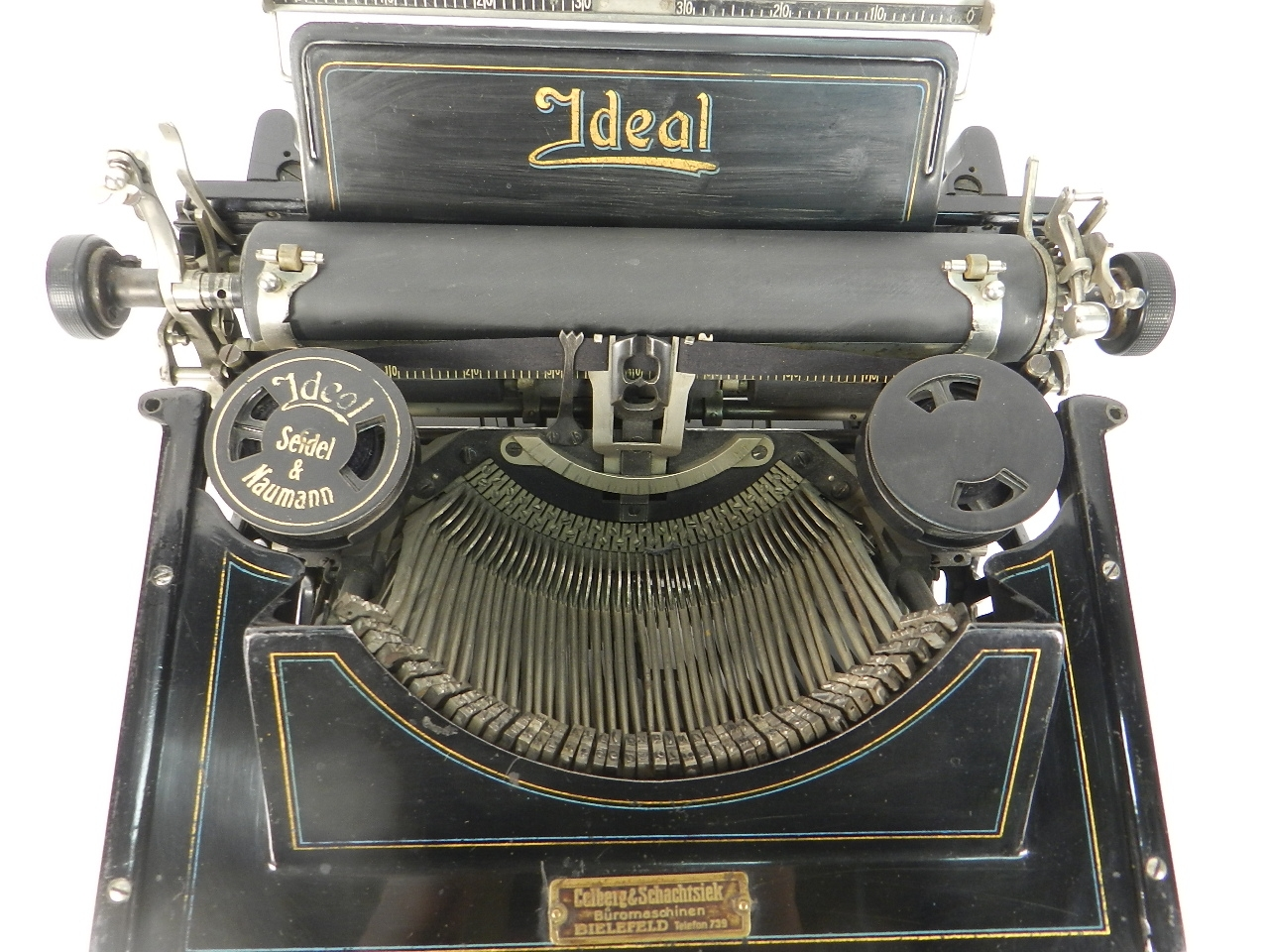 Imagen IDEAL A4 AÑO 1910 42254