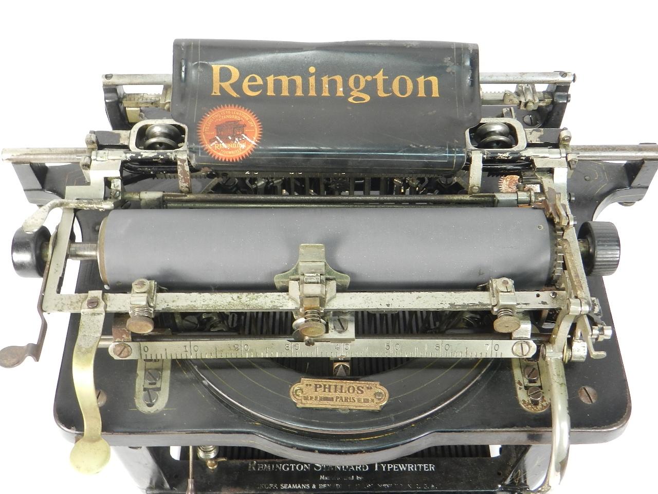 Imagen REMINGTON Nº7 AÑO 1898 42299