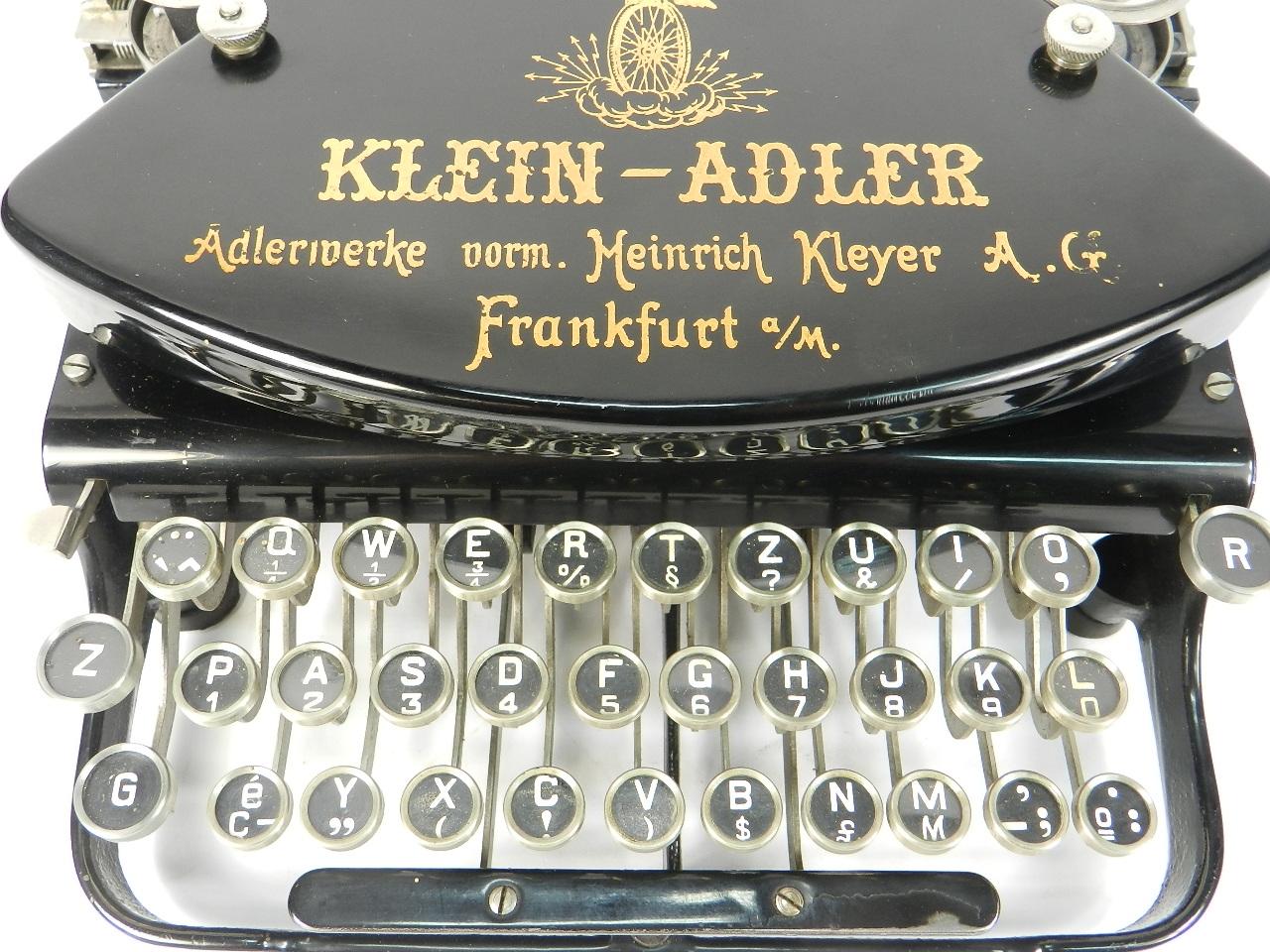 Imagen KLEIN ADLER AÑO 1913 42316