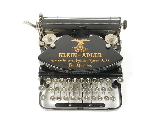 KLEIN ADLER AÑO 1913
