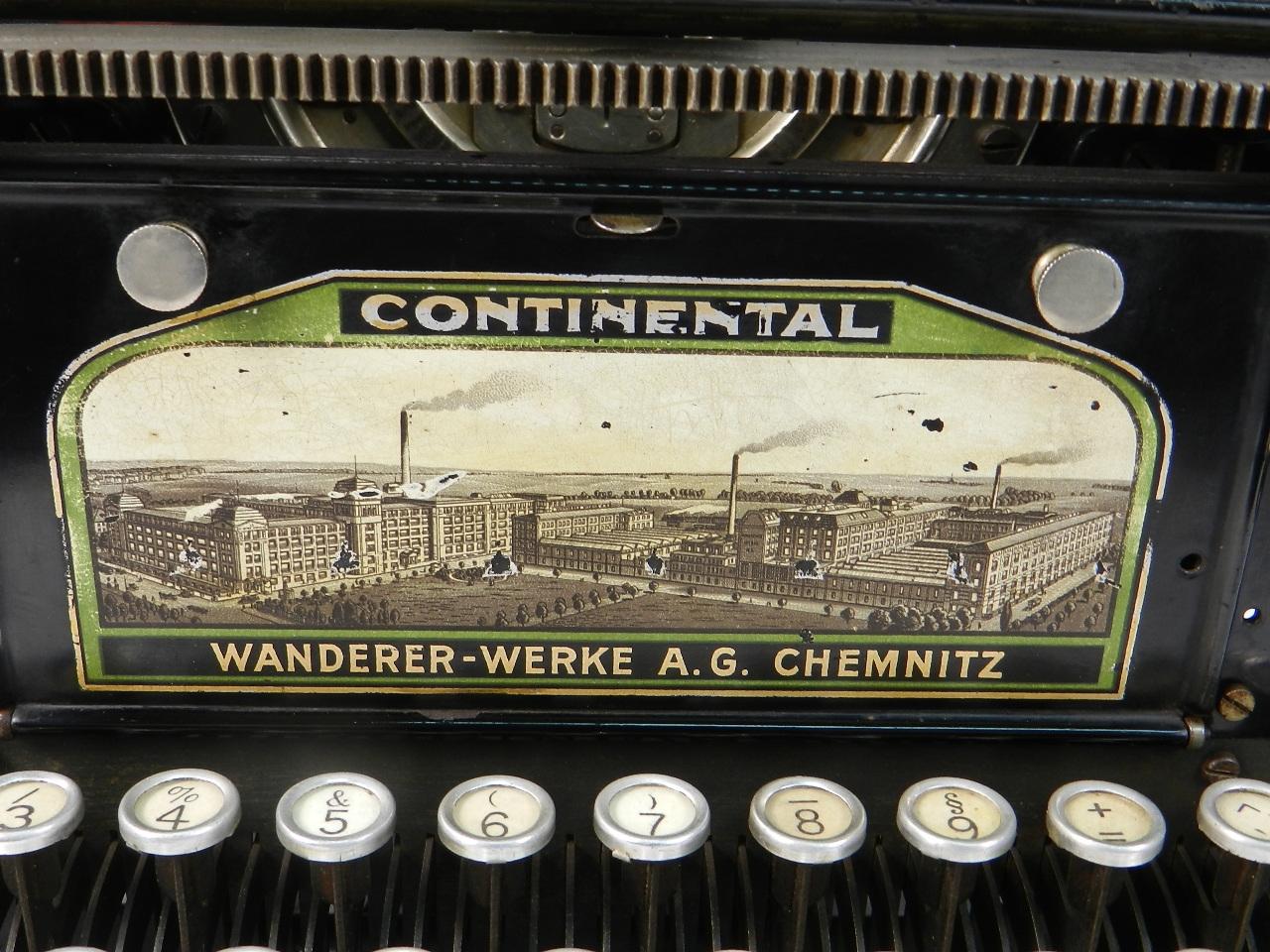 Imagen CONTINENTAL STANDARD AÑO 1928 42405