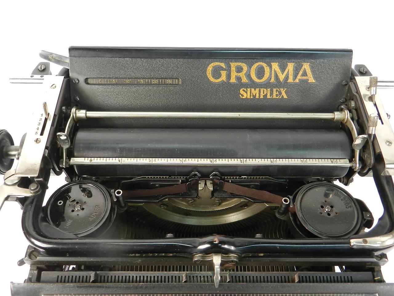 Imagen GROMA SIMPLEX  AÑO 1935 42437