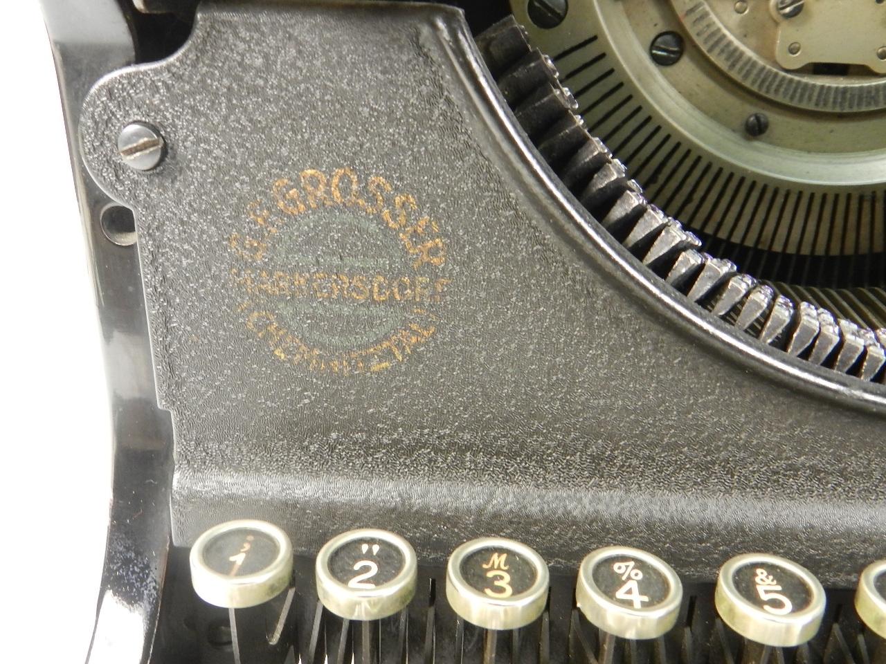 Imagen GROMA SIMPLEX  AÑO 1935 42438