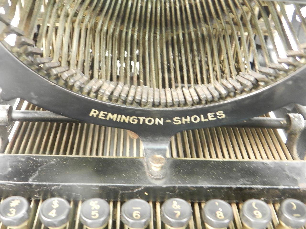 Imagen REMINGTON SHOLES Nº11  AÑO 1911 42446