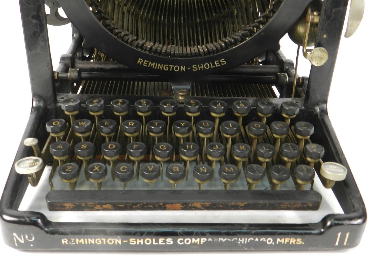 Imagen REMINGTON SHOLES Nº11  AÑO 1911 42447