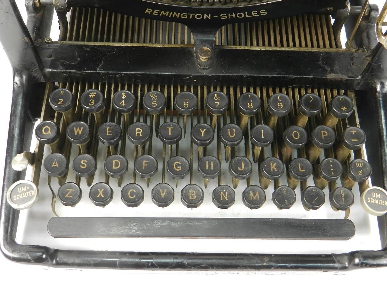Imagen REMINGTON SHOLES Nº11  AÑO 1911 42448