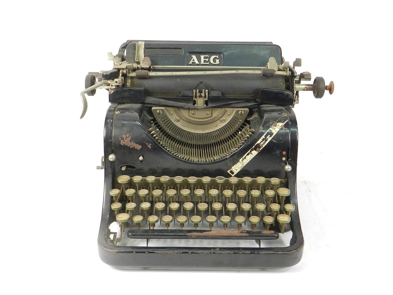 Imagen AEG  AÑO 1925 42490