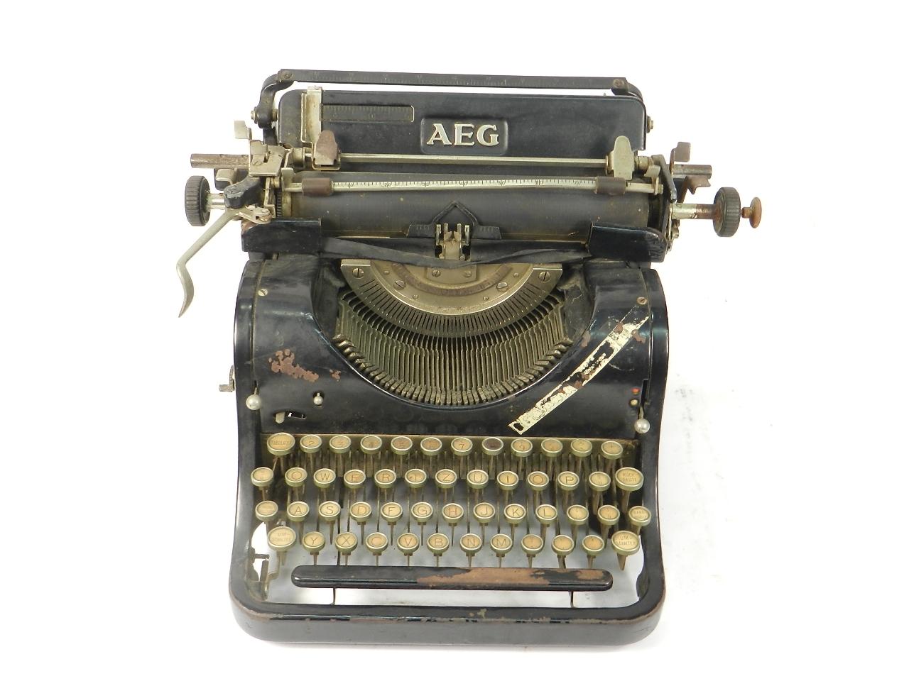 Imagen AEG  AÑO 1925 42491