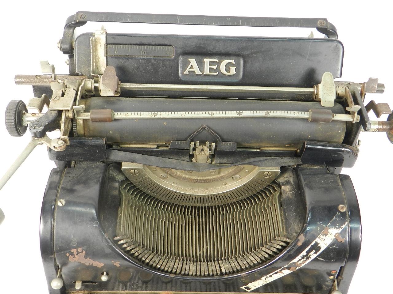 Imagen AEG  AÑO 1925 42492