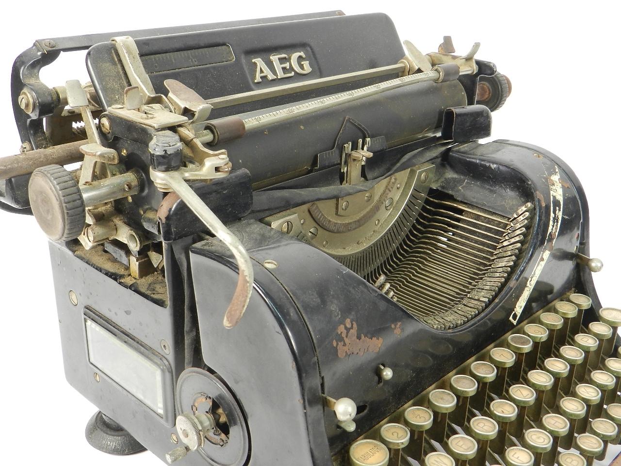 Imagen AEG  AÑO 1925 42495