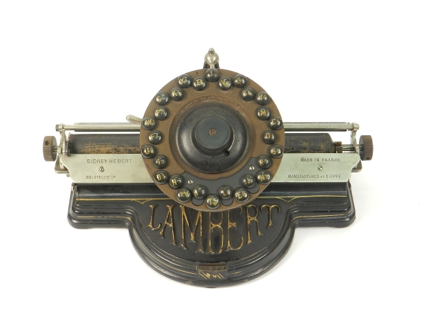 LAMBERT AÑO 1902