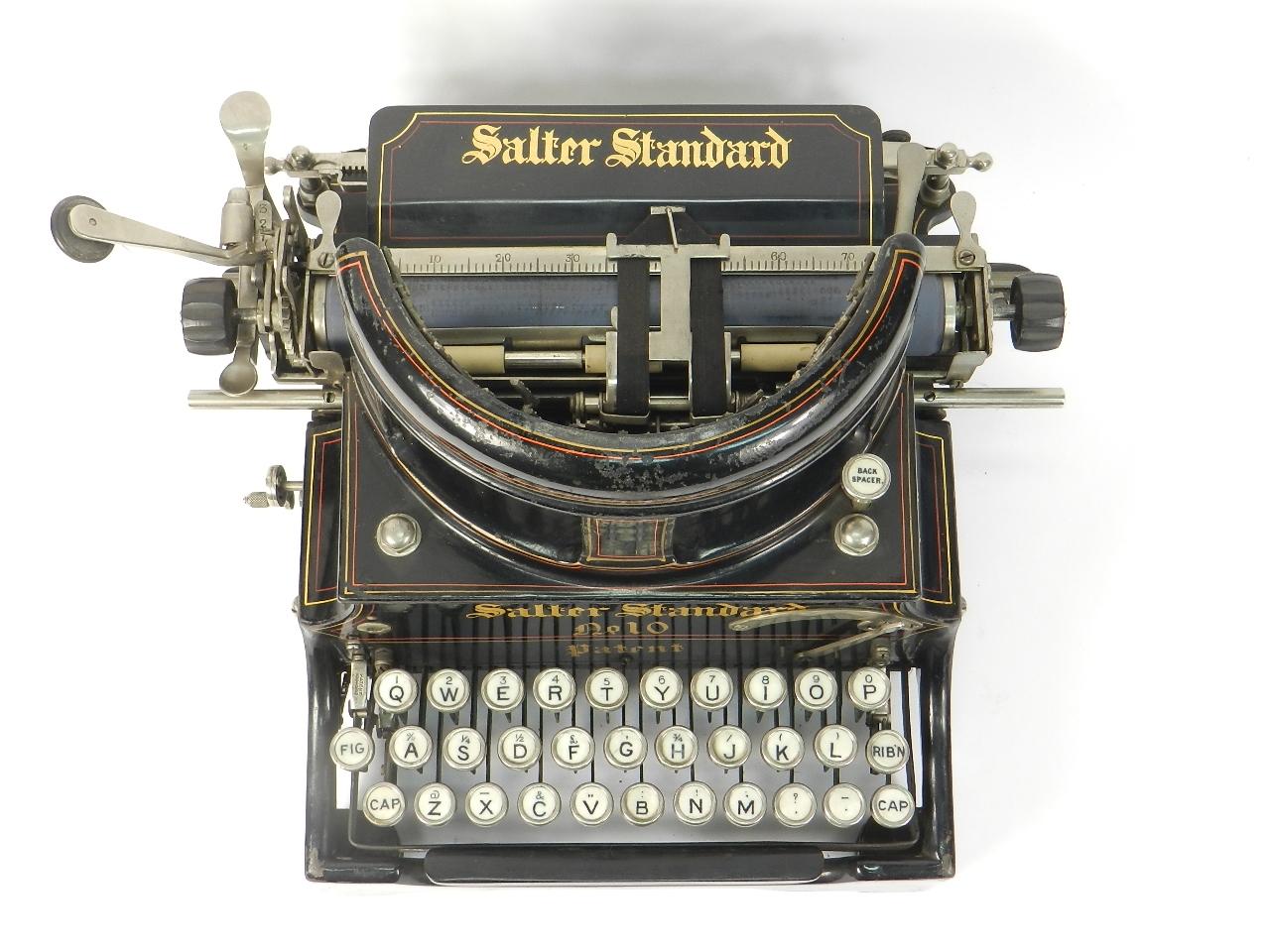 Imagen SALTER Nº10  AÑO 1908 42688