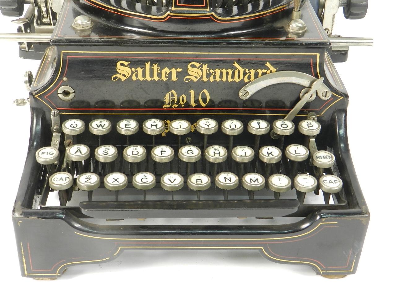 Imagen SALTER Nº10  AÑO 1908 42689