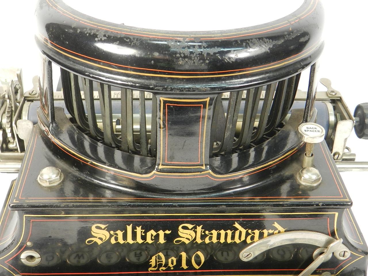 Imagen SALTER Nº10  AÑO 1908 42691