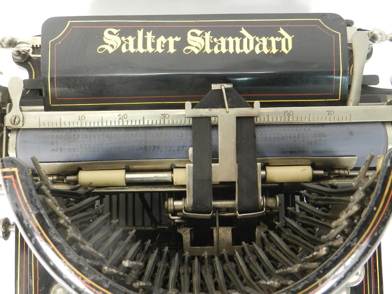 Imagen SALTER Nº10  AÑO 1908 42692