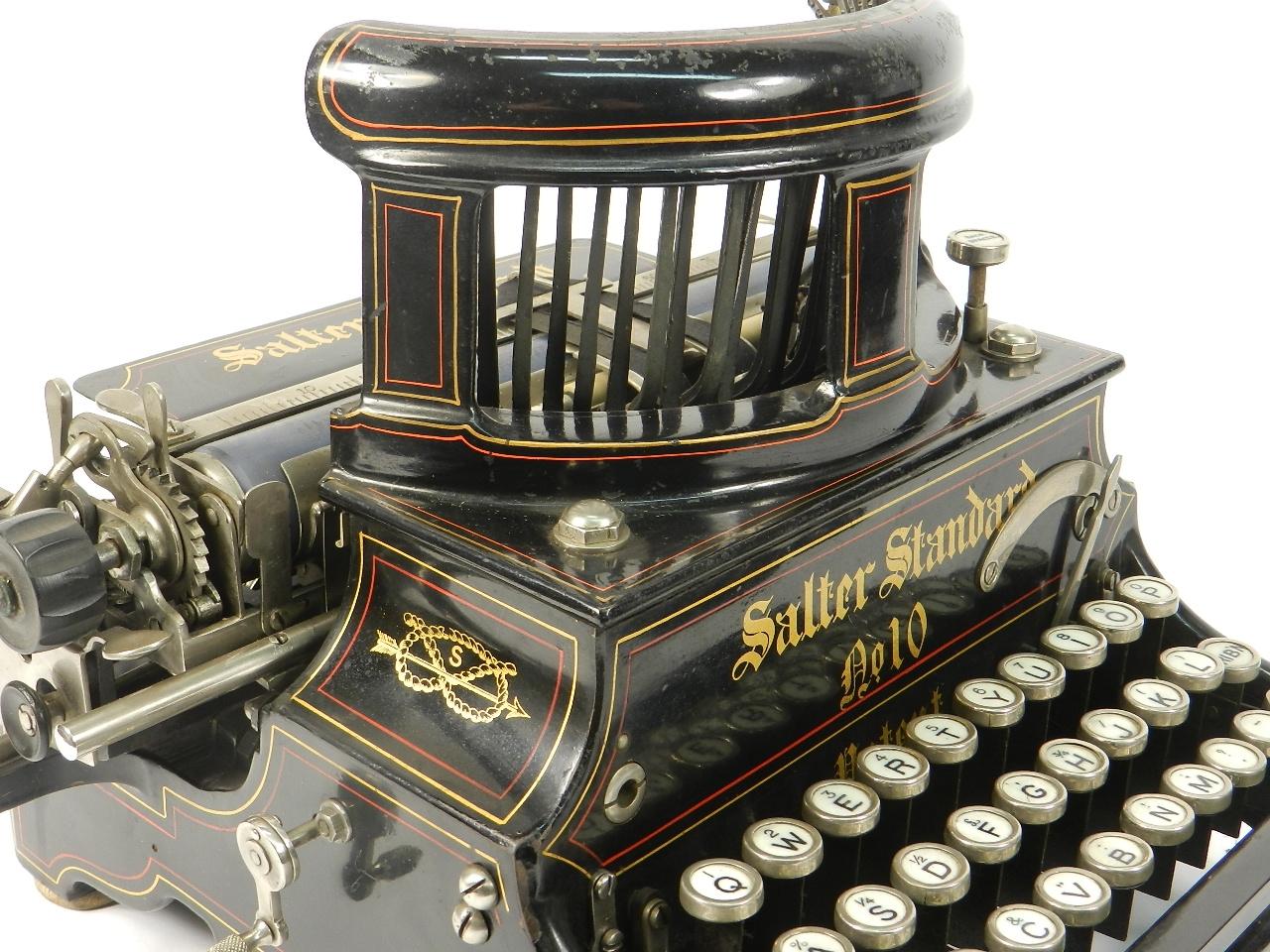 Imagen SALTER Nº10  AÑO 1908 42695