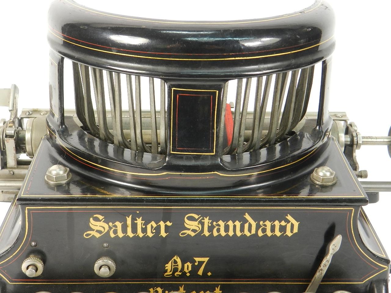 Imagen SALTER Nº7  AÑO 1908 42705