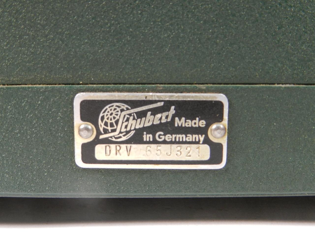 Imagen SHUBERT DRV AÑO 1957 42738